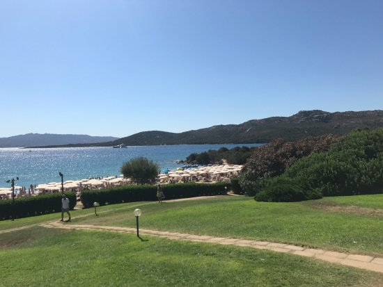 Spiaggia Porto Mannu: Residence