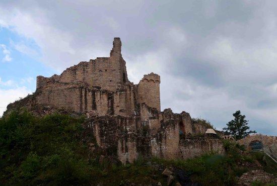 Ottrott, Frankreich: Kagenfels