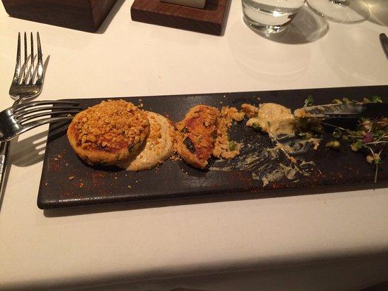 Benares Restaurant & Bar : First course