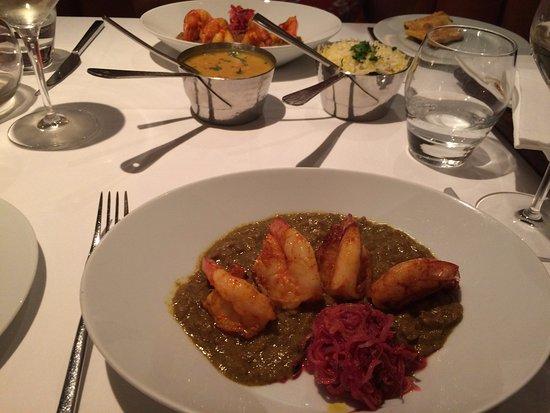 Benares Restaurant & Bar : Main Course