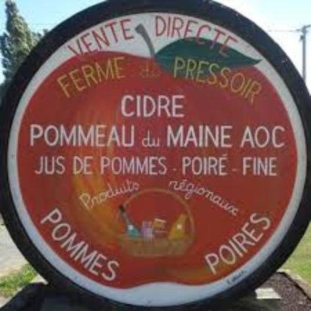 Craon, Prancis: Le tonneau