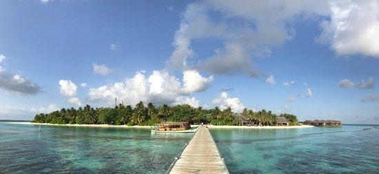 Vakarufalhi Island Bild