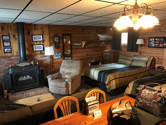 Ferryville, WI: Room #1