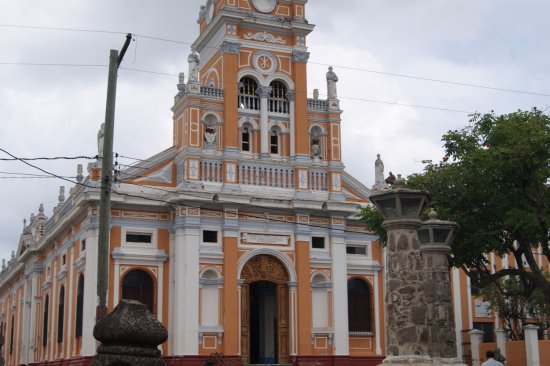 Granada, Nicaragua: From the front
