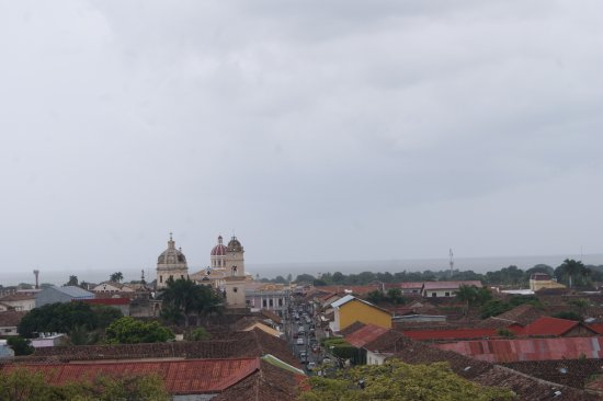 Granada, Nicaragua: View from the bell tower