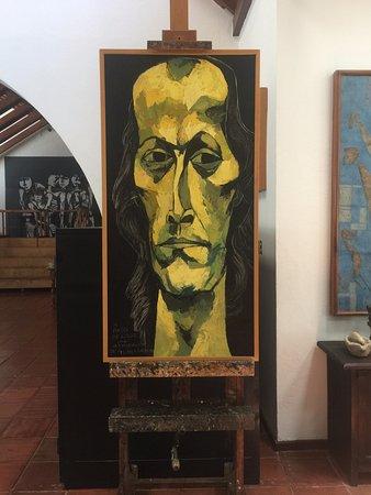 La Capilla Del Hombre: Paco de Lucia por Guayasamin