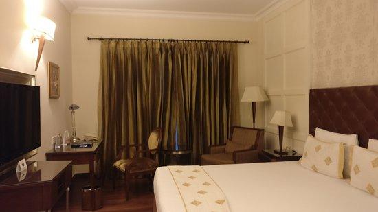 The Pllazio Hotel : The room