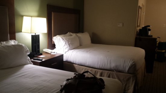 Holiday Inn Express Hotel & Suites Fort Worth Downtown Photo