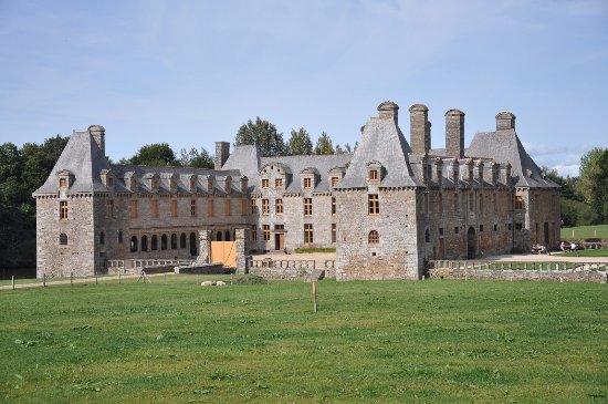 Chateau du Rocher Portail: vue générale