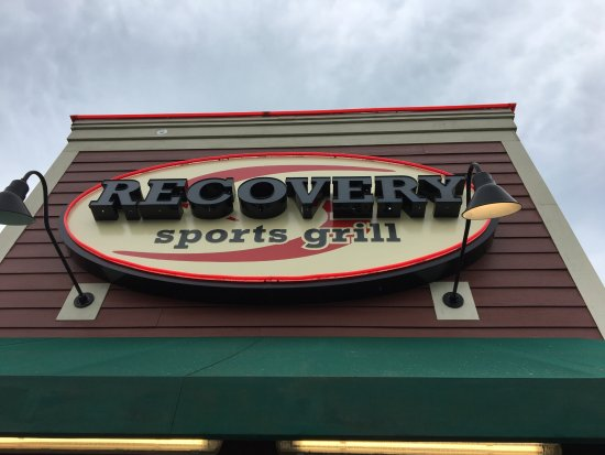 Bilde fra Recovery Sports Grill