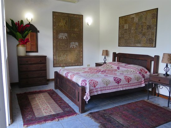 Northeast Coast, Tobago: Carlisle bedroom