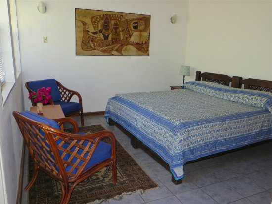 Northeast Coast, Tobago: Lexington bedroom - king bed