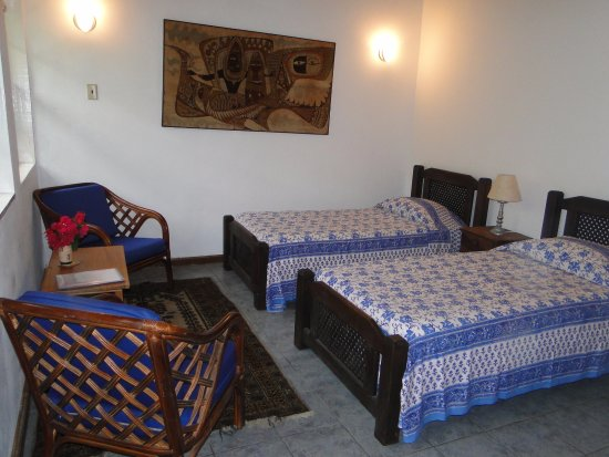 Northeast Coast, Tobago: Lexington - twin beds