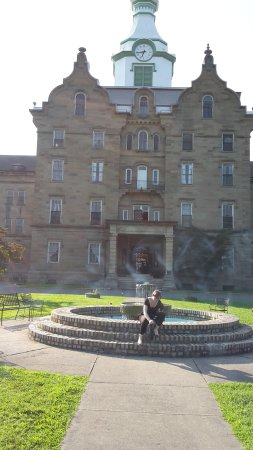 Trans Allegheny Lunatic Asylum I Took Several Pics While At The Assylum But The