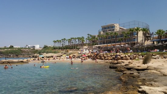 Atlantica Golden Beach Hotel: Beach