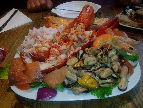 Shardlow, UK: The Lobster Platter