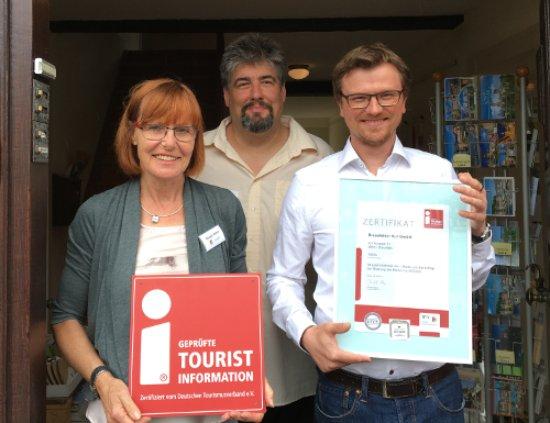 Braunfels, Γερμανία: Tourist-Information