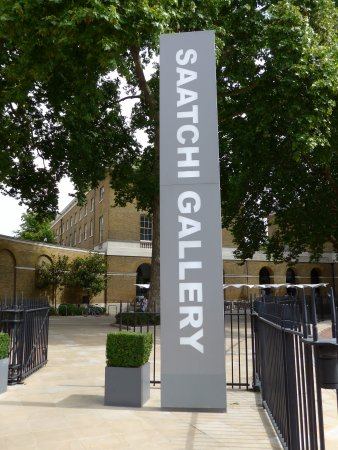 London, Saatchi Gallery