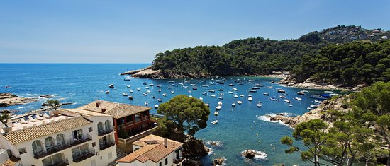 classic begur hotel updated 2017 prices reviews spain costa brava tripadvisor. Black Bedroom Furniture Sets. Home Design Ideas