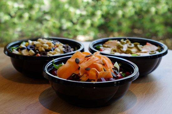 Prostejov, Republik Ceko: Vytvořte si salát dle svých oblíbených ingrediencí