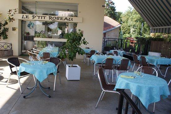 Le p 39 tit roseau issoire restaurantbeoordelingen for Restaurant issoire le jardin