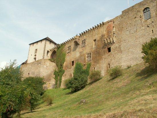Statni hrad Lipnice: Lipnice na Sázavou