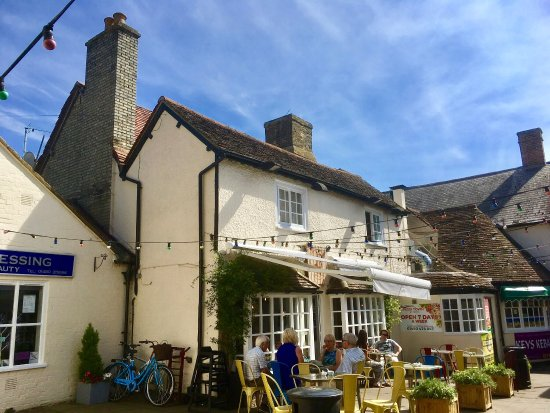 Restaurant St Neots Cambridgeshire
