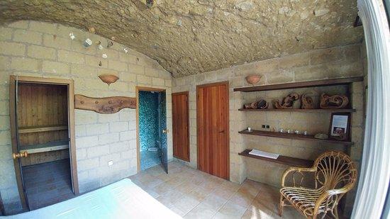 Ficulle, อิตาลี: sauna