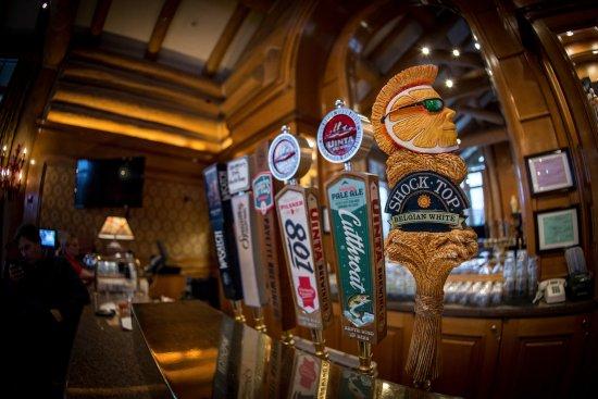 Huntsville, UT: Local and popular beers on tap