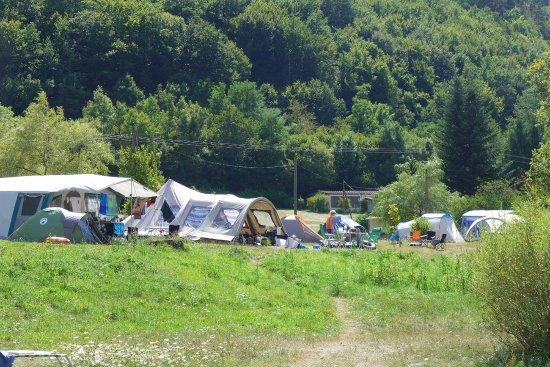 Vorey, France : Emplacements bord de Loire