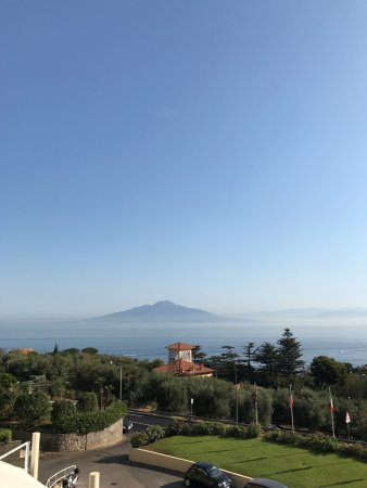 Zdjęcie Grand Hotel Vesuvio