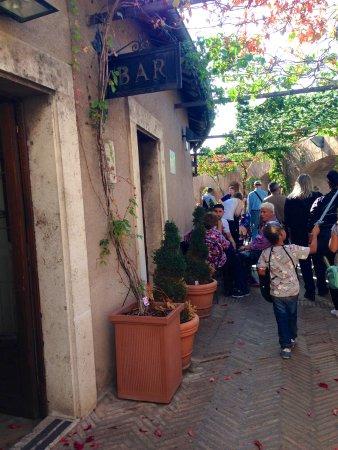 Cafeteria Restaurant Le Terrazze Castel Sant\'Angelo - Foto di ...