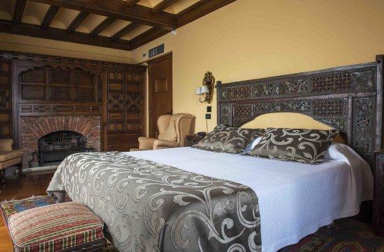 """Hotel Castillo El Collado : My room #6 """"La Fabula"""" - highly recommend requesting!!"""