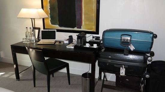 Le bureau de la chambre bild von sofitel london st james london
