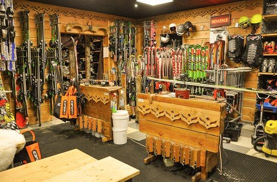Les accros du ski - maison joseph