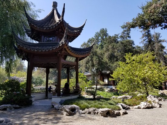 Picture Of The Huntington Library Art Collections And Botanical Gardens San