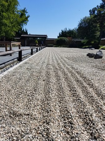 The Huntington Library, Art Collections And Botanical Gardens: Japanese  Rock Garden
