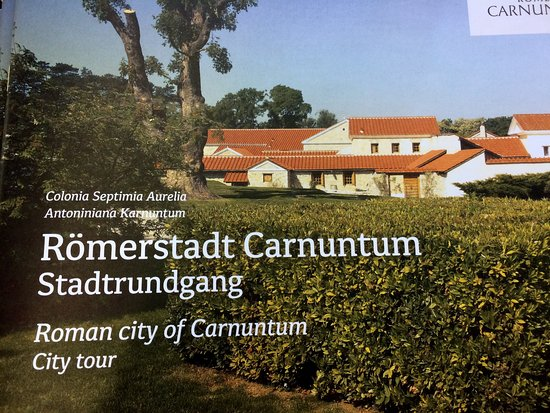 Petronell-Carnuntum, Austria: The villa