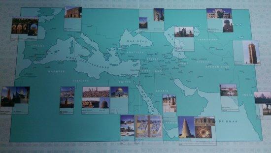 Museo Internazionale delle Ceramiche: Mappe per orientarsi storicamente