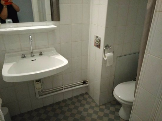 Campeneac, فرنسا: salle de bain chambre D 2017