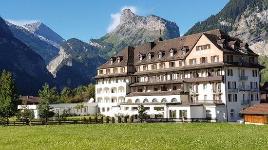 Belle Epoque Hotel Victoria : Hotel Belle Epoche