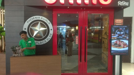 Enjoyable Chilis Mumbai Lbs Rd Kurla Restaurant Reviews Phone Home Remodeling Inspirations Genioncuboardxyz