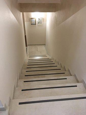 Treppen Ohne Geländer rost picture of hotel blue marine lignano sabbiadoro tripadvisor