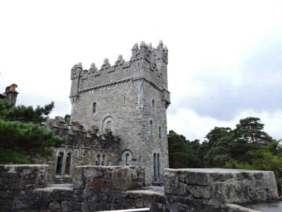 Glenveagh Castle: esterno