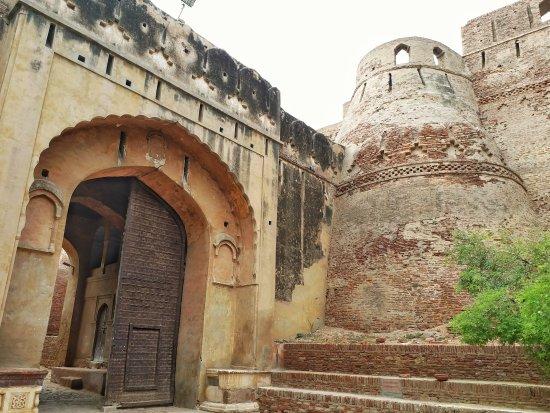Hanumangarh, India: Bhatner Fort