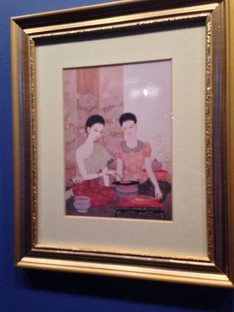 Khao Tip: More art