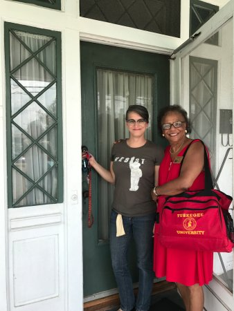 Dexter Parsonage Museum - Dr. Martin Luther King home: Keys to an inspiring history. With Dr. Shirley Cherry.