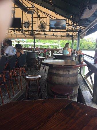Two Georges Restaurant Boynton Beach Florida