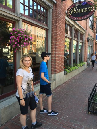 Photo of Panificio Bistro & Bakery in Boston, MA, US
