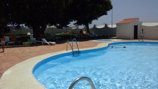 Carchuna, Ισπανία: Piscina del hotel